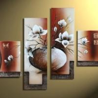 Vierluik-Canvas