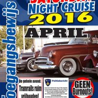Entreefolder 2016 The Cruise Brothers - Saturday Night Cruise