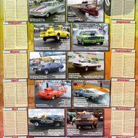 Kalenderposter DutchMuscleCars.com - SuperStreetGas