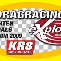 Stickerontwerp Dragracing Drachten Nationals - 2009