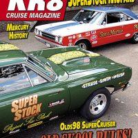 Opmaak KR8 CruiseMagazine uitgave 51