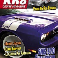 Opmaak KR8 CruiseMagazine uitgave 53