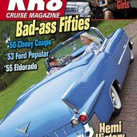 Opmaak KR8 CruiseMagazine uitgave 57