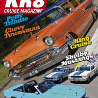 Opmaak KR8 CruiseMagazine uitgave 63
