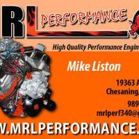 visitekaartje-ontwerp MRLPerformance.com